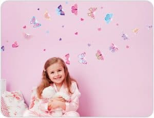 butterfly wall stickers, wall sticker