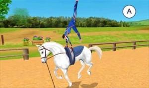 Pferde Spiele 3d