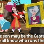 mama hook comes to jake and the neverland pirates