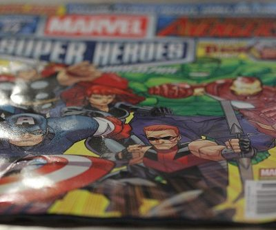 Marvel Super Heroes Magazine from Disney (Giveaway)