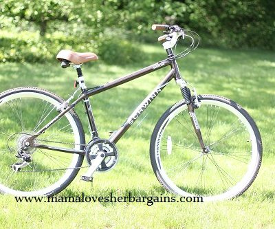 The Schwinn Midmoor will make family bike rides possible!