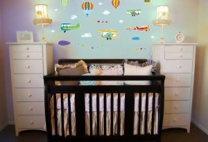 sky high wall stickers, wall art, wall stickers