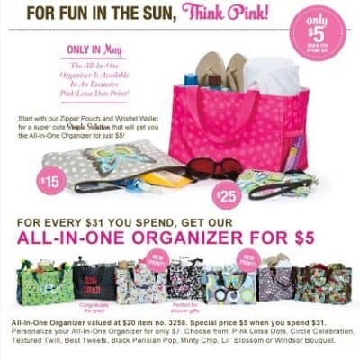 Thirty One Gifts #Giveaway