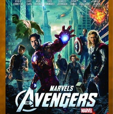 Avengers BluRay Trailer Debut!