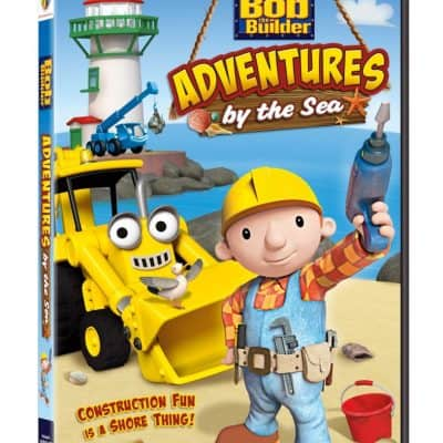 BOB THE BUILDER: ADVENTURES BY THE SEA #Giveaway