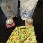 Little Love Buns, cloth diaper detergent, wipe bits