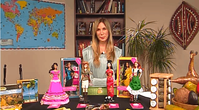 Mireya Mayor Barbie Dolls of the World