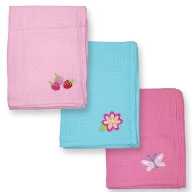 Green Sprouts Muslin Square #Giveaway!