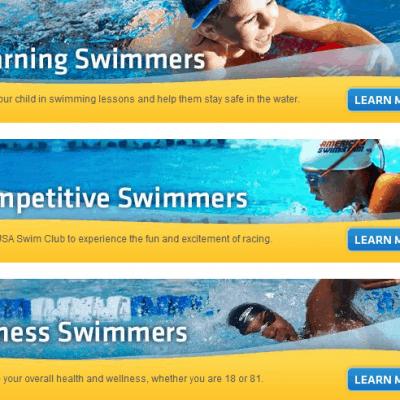SwimToday.Org is for EVERYONE who wants to swim! #SwimToday