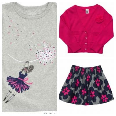 Fall Fashion from Carter's (Giveaway)