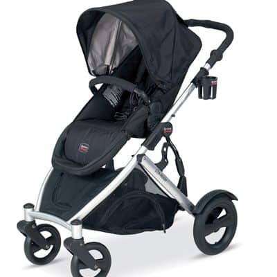 Britax B-READY Stroller with Second Seat (Review) #Giveaway