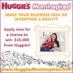 Huggies MomInspired Grant
