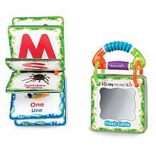 Munchkin Travel Tray and Flash Card are GREAT for a Summer Road Trip