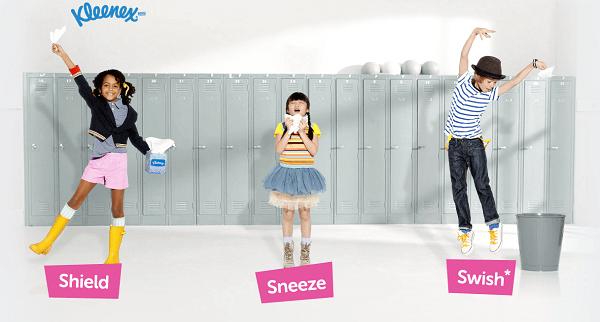 shield sneeze swish kids