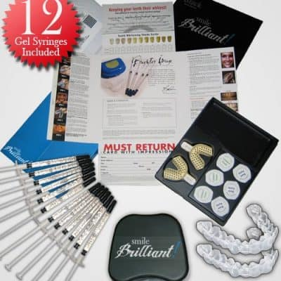 Smile Brilliant – Brilliant 12 Deluxe Package