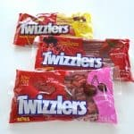 spiderman twizzler prize pack