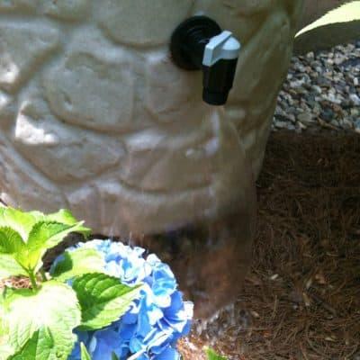 Step2 Rain Barrel
