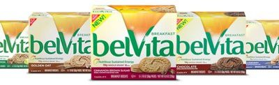 Check out the belVita Breakfast Challenge and enter to win a $500 Walmart GC!