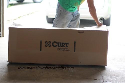Curt Manufacturing 122642 Trailer Hitch