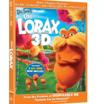 lorax blue ray dvd