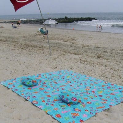 Sand Free Beach Sheet Review