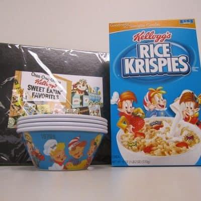 Rice Krispies Make Mornings Better (Giveaway)