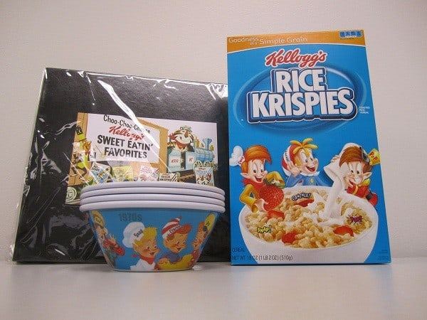 Rice Krispies Giveaway Photo