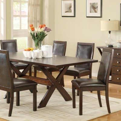 Deal Decor $1399 7 Piece Dining Set #Giveaway