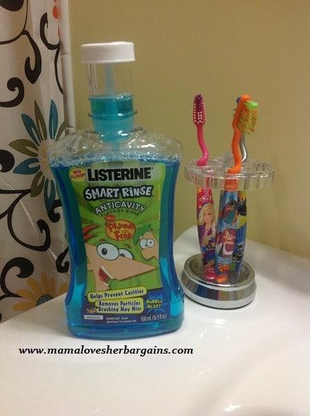 listerine smart rinse challenge