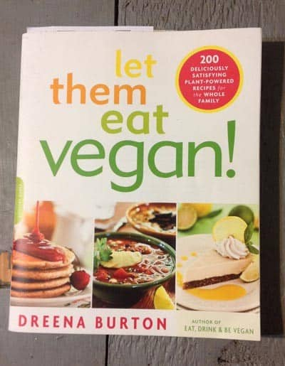let them eat vegan cook book Dreena Burton vegan recipes