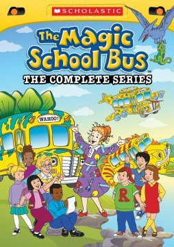 Scholastic's Magic School Bus Complete Series on DVD Review & Giveaway (2 winners)