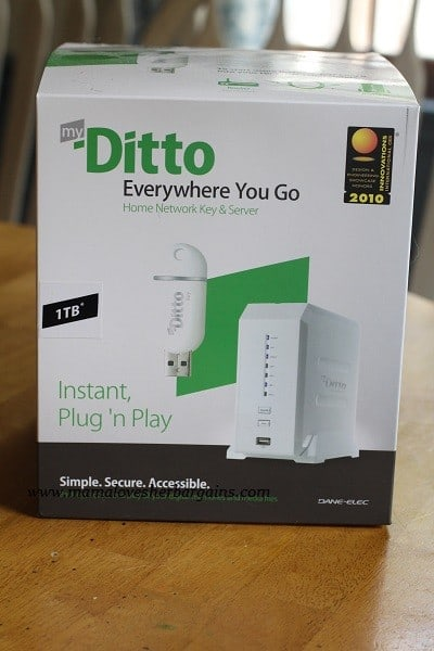 my-ditto 1tb