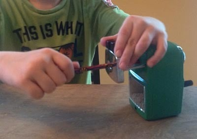 Classroom Friendly Pencil sharpener Giveaway for home or classroom