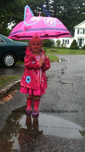 western chief butterfly boots raincoat umbrella