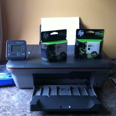 HP Deskjet 3050A Wireless Printer
