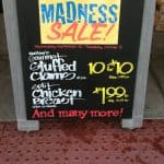 whole foods madness sale