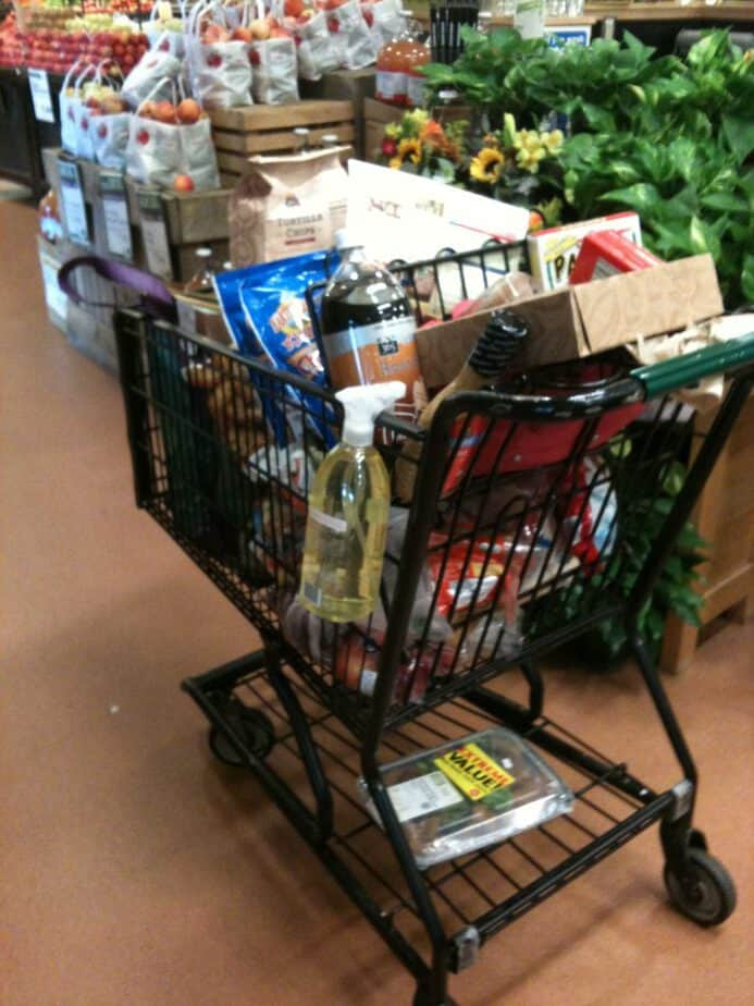 whole foods $100 challenge