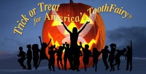 trick or treat for america's tooth fairy