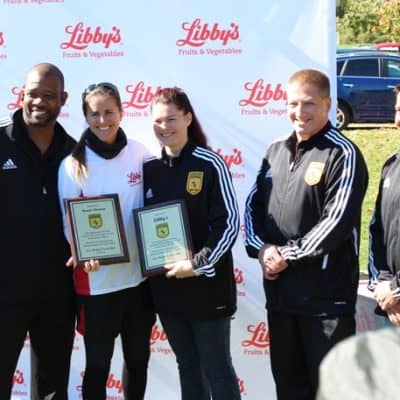 Brandi Chastain and Libby's Snack Duty Takeover Program Give Back#LibbysSnackDuty (Giveaway)