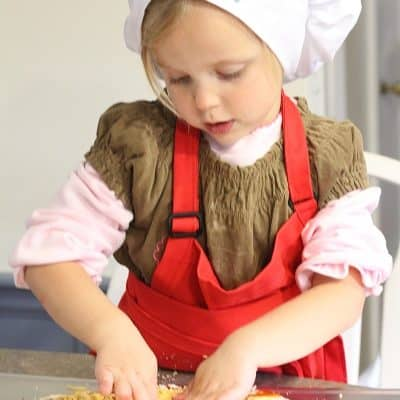 Come Join Me for The Little Chefs Project Cook-Along 10/24