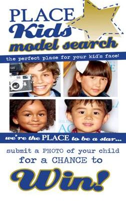 The Children's Place Superstar Model Search- have you entered? Have you voted?