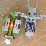 hexbug warriors battling robots set holiday gift guide