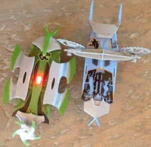 hexbug warriors battling robots set holiday gift guide