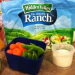 hidden valley ranch lunch break for kids
