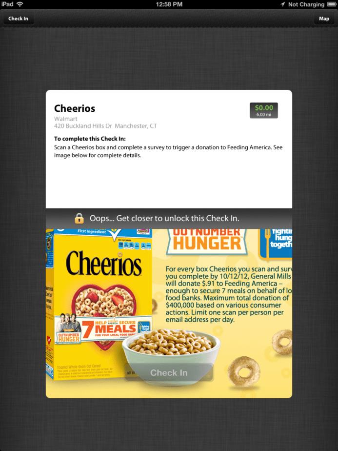 jingit screenshot cheerios
