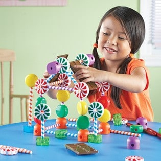 Candy Construction from Learning Resources (Giveaway)