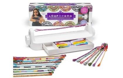 loopdeedoo spinning tool friendship bracelet kit