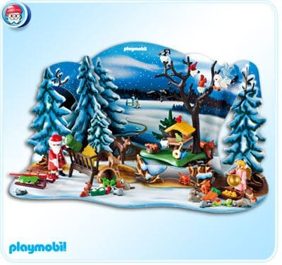 Holiday Gift Guide 2012 – Playmobil Advent Calendar Giveaway and Review