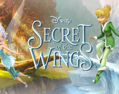 Secret of the Wings on BluRay DVD Combo Pack 10/23