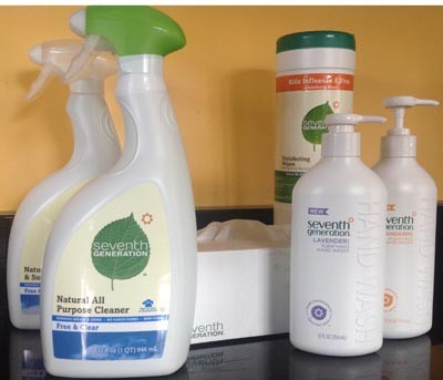 Seventh Generation Cold Care Review and Giveaway household and personal care products